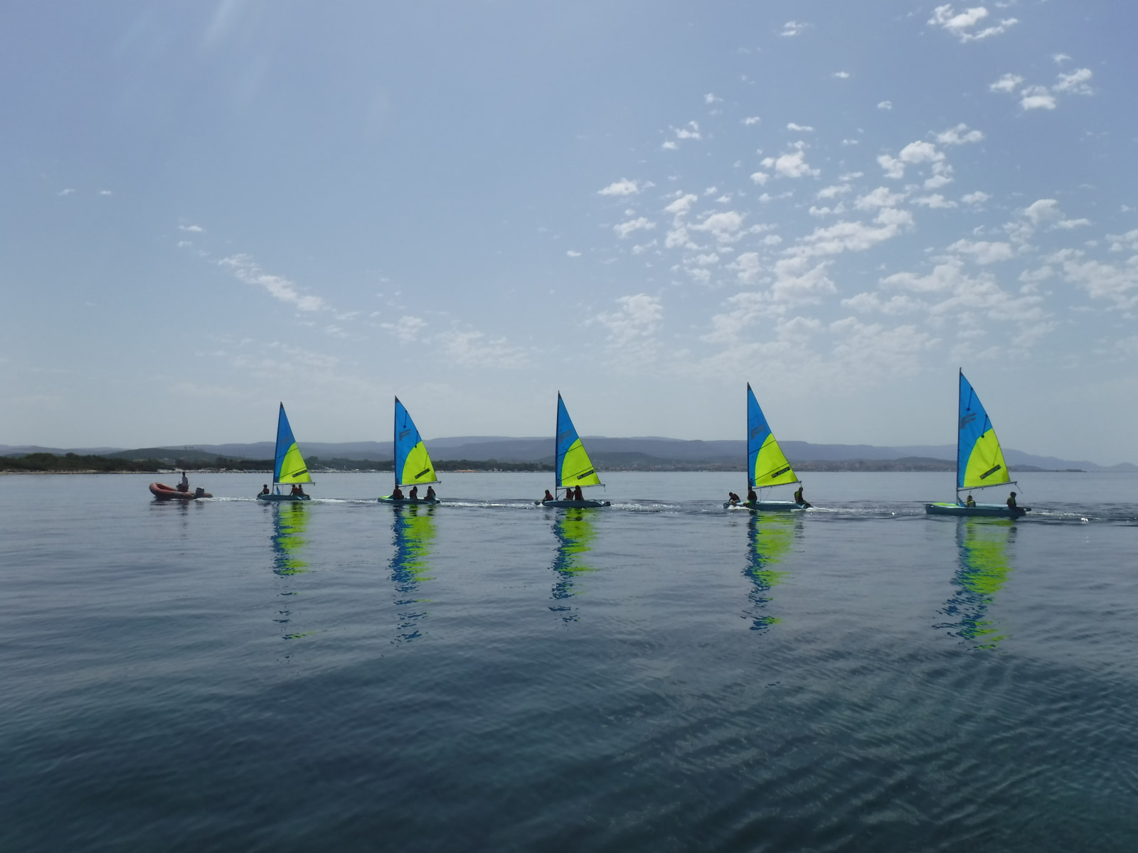 sailing course sardinia, segeln in sardinien, Alghero activities Pintadera