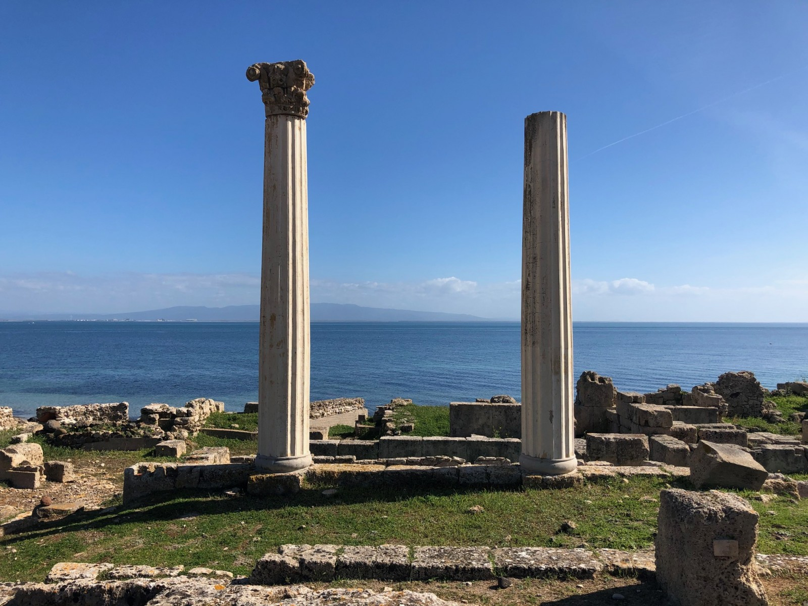 Ancient town of Tharros  2000 years of history